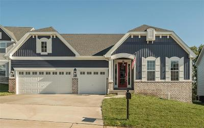 St Charles MO Single Family Home For Sale: $434,900