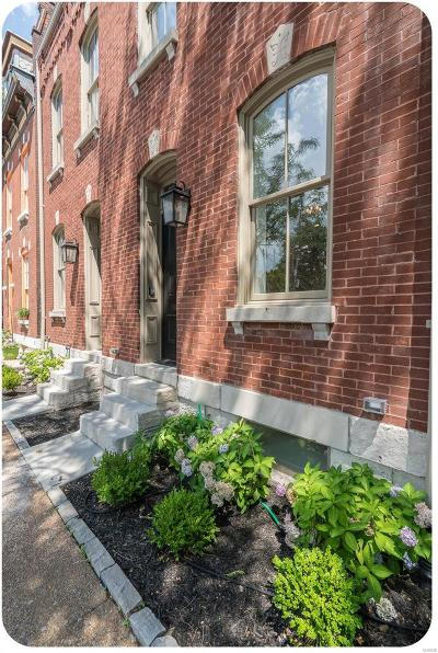 St Louis Single Family Home For Sale: 2018 South 12th