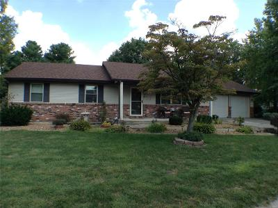 Troy Single Family Home For Sale: 908 Harvestyme Lane