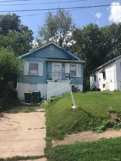 St Louis Single Family Home For Sale: 7114 Dawson