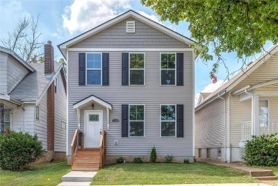 St Louis Single Family Home For Sale: 5340 Blow Street