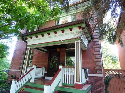 St Louis Single Family Home For Sale: 3406 Halliday Avenue