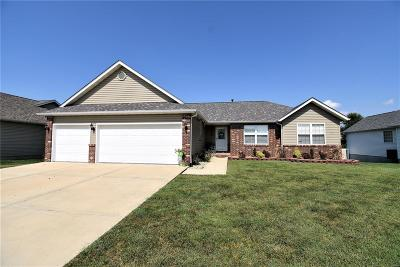 Maryville Single Family Home For Sale: 6709 Crossington Drive