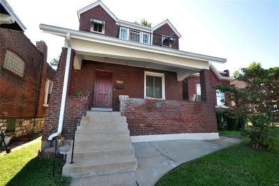 St Louis Single Family Home For Sale: 5212 Morganford