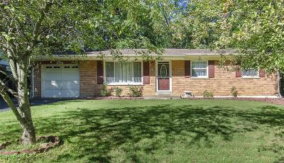 Ellisville Single Family Home For Sale: 52 Reinke