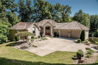 Collinsville Single Family Home For Sale: 6507 Timber Lake Dr