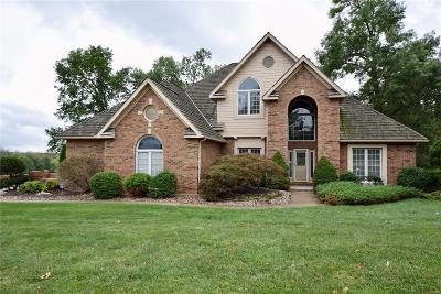 Edwardsville Single Family Home For Sale: 6608 Fox Creek Drive
