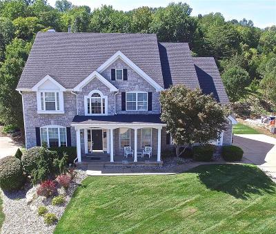 Eureka MO Single Family Home For Sale: $479,900
