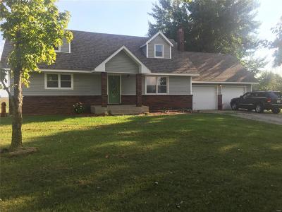 Single Family Home For Sale: 24728 Falcon