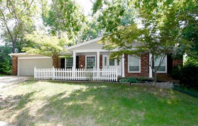 Single Family Home For Sale: 4714 Pine Glen Court