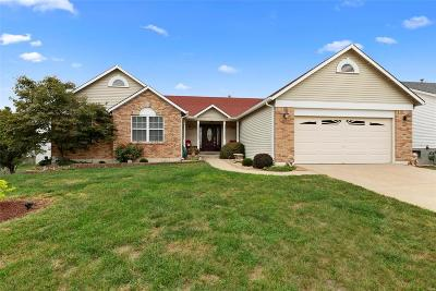 O'Fallon Single Family Home For Sale: 267 Cherrywood Parc Drive