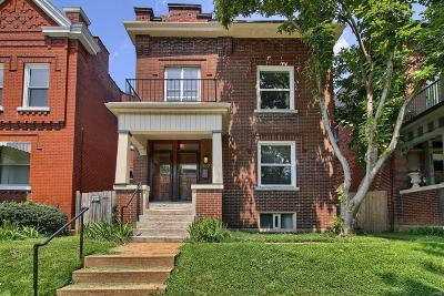 St Louis Single Family Home For Sale: 3521 Arsenal Street