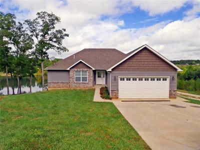Bonne Terre Single Family Home For Sale: 1887 Tiffany Dr