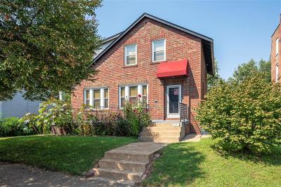St Louis Single Family Home For Sale: 5903 Michigan Avenue