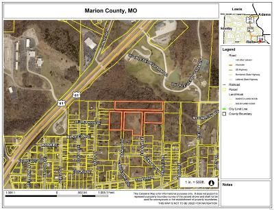 Hannibal MO Residential Lots & Land For Sale: $89,000