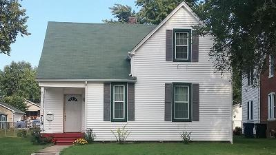 Belleville Single Family Home For Sale: 719 Lebanon Avenue