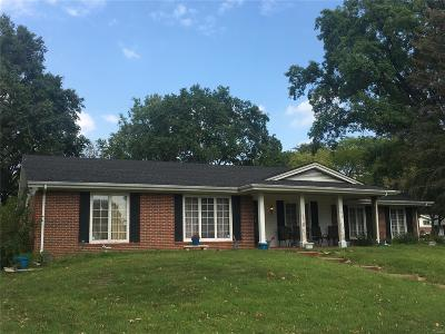 Florissant Single Family Home For Sale: 3991 Fieldstone