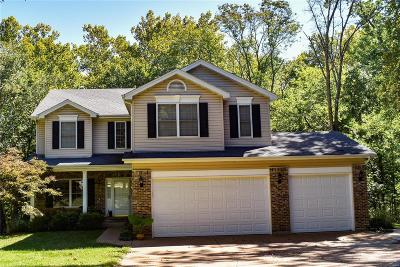 Franklin County Single Family Home For Sale: 5284 Woodland Rd