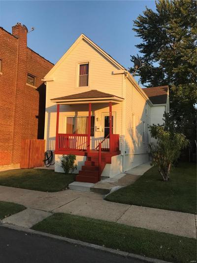 St Louis Single Family Home For Sale: 5410 Gravois Avenue