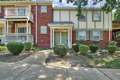 St Louis Condo/Townhouse For Sale: 1440 Thrush