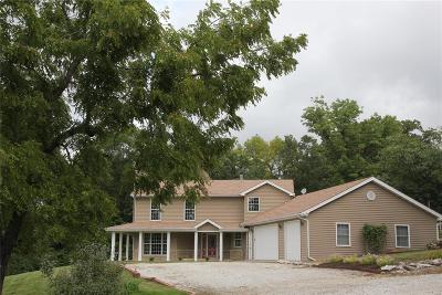 Lincoln County, Warren County Single Family Home For Sale: 1025 Highway F