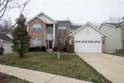 Ballwin Single Family Home For Sale: 247 Arbor Trails