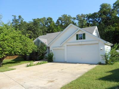 St Louis Single Family Home For Sale: 7340 Stream Valley Court
