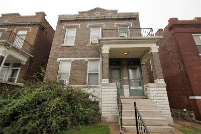 St Louis Multi Family Home For Sale: 3638 Meramec