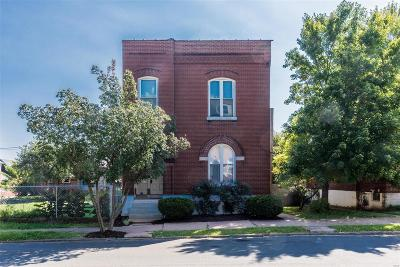 St Louis Single Family Home For Sale: 3140 Oregon Avenue