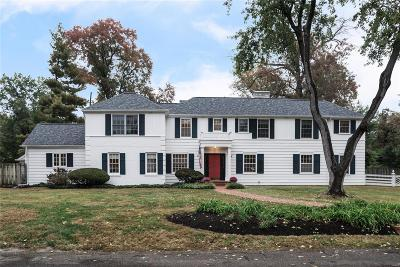 Ladue Single Family Home For Sale: 11 Warson Terr