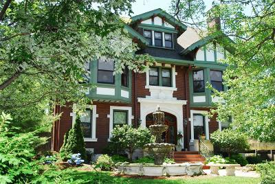 St Louis City County Single Family Home For Sale: 3500 Russell