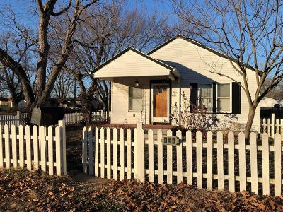 Cahokia Single Family Home For Sale: 405 West 5th Street