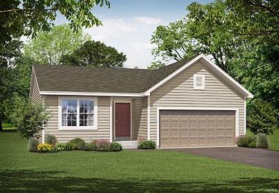O'Fallon Single Family Home For Sale: 1 Tbb - Aubrey @ Montrachet