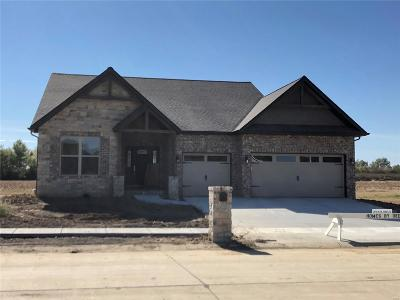 Mascoutah New Construction For Sale: 616 Daniel Dr.