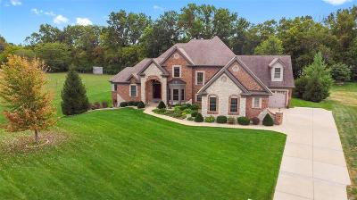O'Fallon Single Family Home For Sale: 116 Stone Ridge Meadows