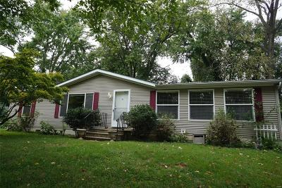 Swansea IL Single Family Home For Sale: $75,000