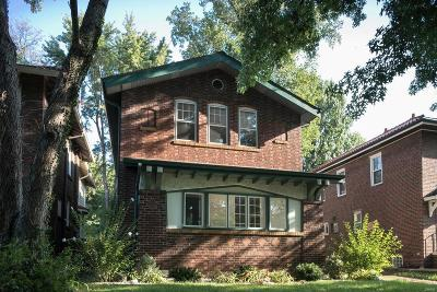 St Louis Single Family Home For Sale: 7015 Waterman Avenue