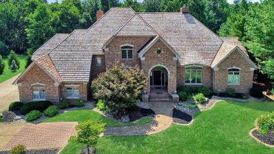 Edwardsville Single Family Home For Sale: 2 Greystone Lane