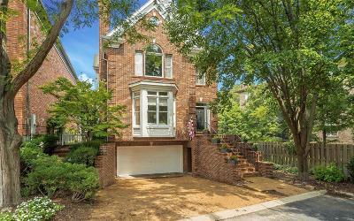 Clayton Condo/Townhouse For Sale: 8001 Clayton Lane Court