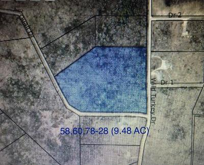 Bonne Terre Residential Lots & Land For Sale: Wild Turkey Drive