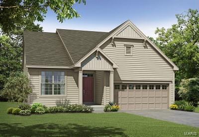 Cottleville Single Family Home For Sale: 1 Tbb - Denmark 1.5 @ Ash Knoll