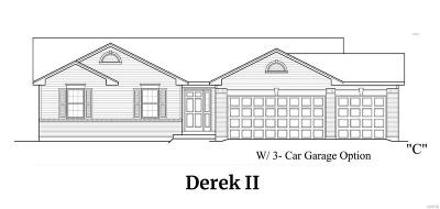 Lincoln County, Warren County New Construction For Sale: 127 Bryan Ridge Drive