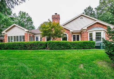 Chesterfield Single Family Home For Sale: 721 Fairfield Lake Drive