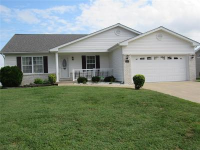 Fairview Heights Single Family Home For Sale: 28 Del Ray Drive