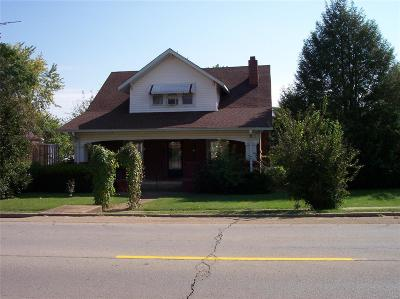 Madison County Single Family Home For Sale: 219 South Main
