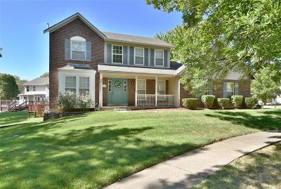 Florissant Single Family Home For Sale: 1608 Cobblestone Creek Drive