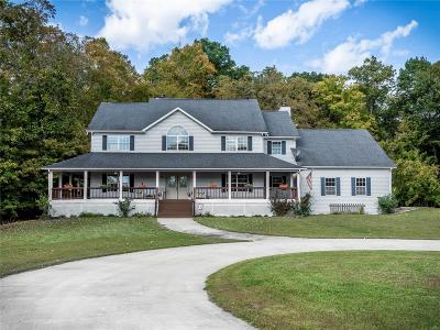 Bethalto Single Family Home For Sale: 3625 Seiler Road