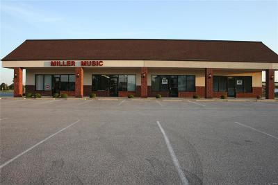 Swansea Commercial For Sale: 4510 North Illinois Street #1