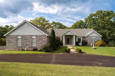 Jefferson County Single Family Home For Sale: 8337 Old Lemay Ferry Road