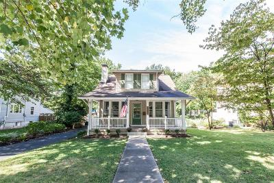 Webster Groves Single Family Home For Sale: 369 South Elm Avenue